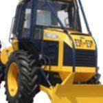 Rukovatelj šumskim traktorom